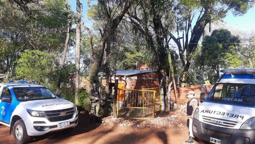 Detuvieron a toda una organización criminal en un gran operativo realizado en Misiones y  Corrientes