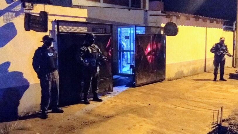 Santo Tomé: detienen a una mujer en un allanamiento por narcotráfico