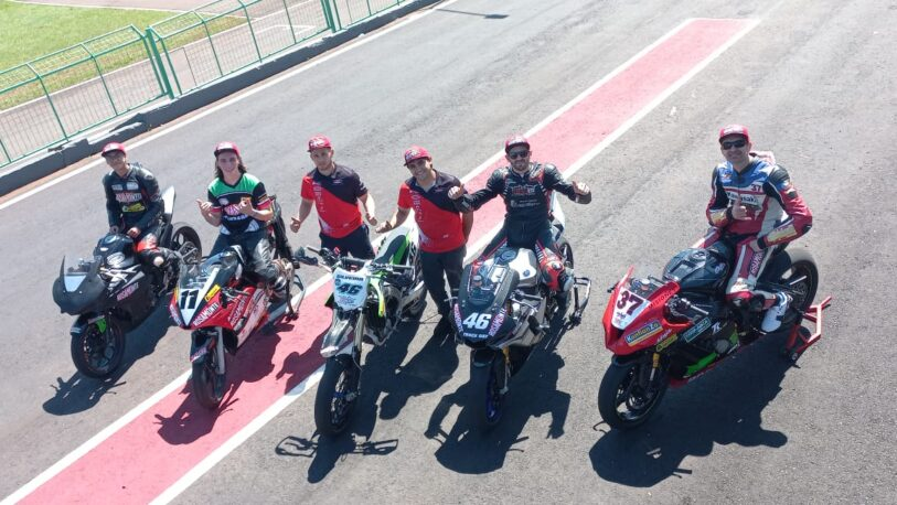 Motociclismo: cuarta fecha para el Rosamonte Racing Team
