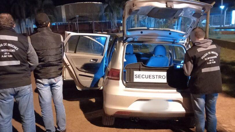 Secuestraron un auto con documentación apócrifa y detuvieron a un hombre