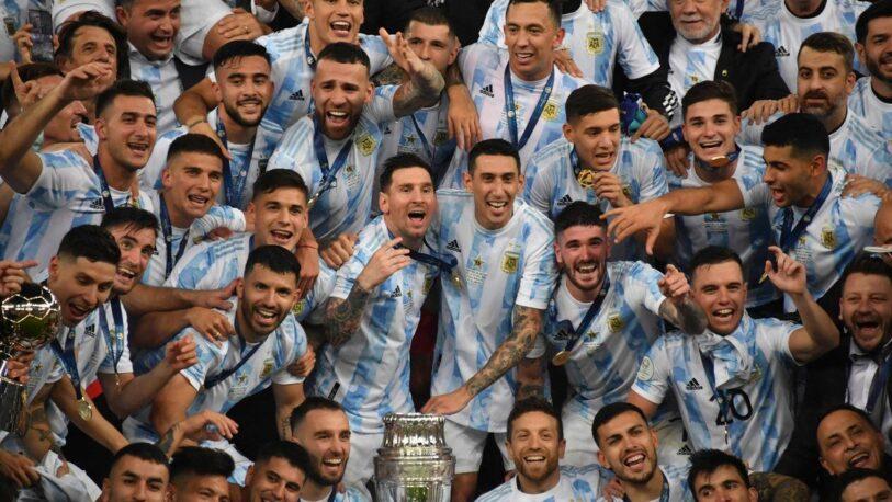 Salió el nuevo ranking FIFA: ¿En qué puesto está la Selección Argentina?