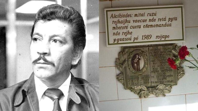 El recuerdo de Alcibíades Alarcón al cumplirse 81 años de su nacimiento