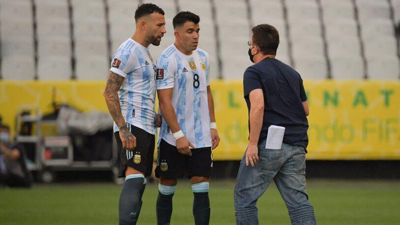 Suspendieron el partido entre Argentina y Brasil en San Pablo