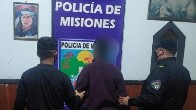 Automovilista alcoholizado despistó y quedó detenido