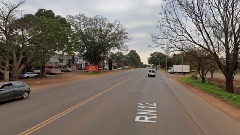 Cierran el tránsito en avenida Quaranta entre Zapiola y 115