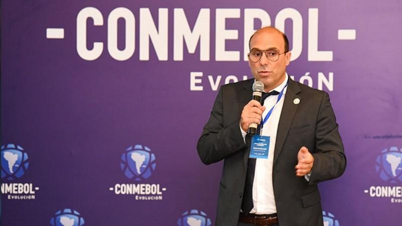 Renunció Belloso, hombre importante para Argentina en la Conmebol