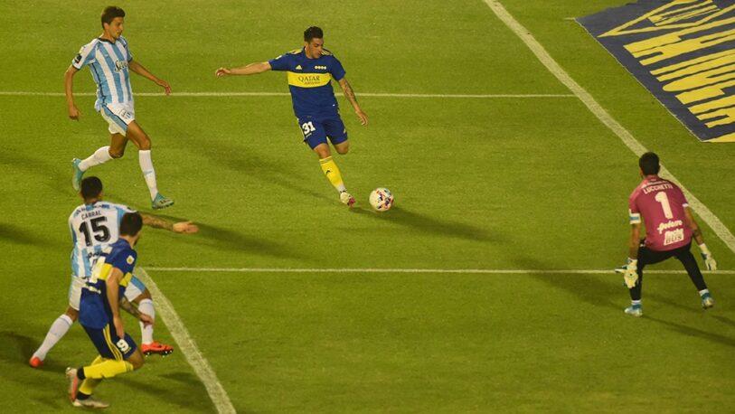 Boca terminó sufriendo pero ganó con justicia en Tucumán