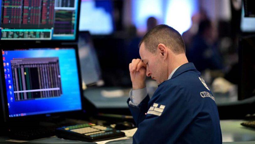 Las acciones argentinas caen hasta 7% en Wall Street