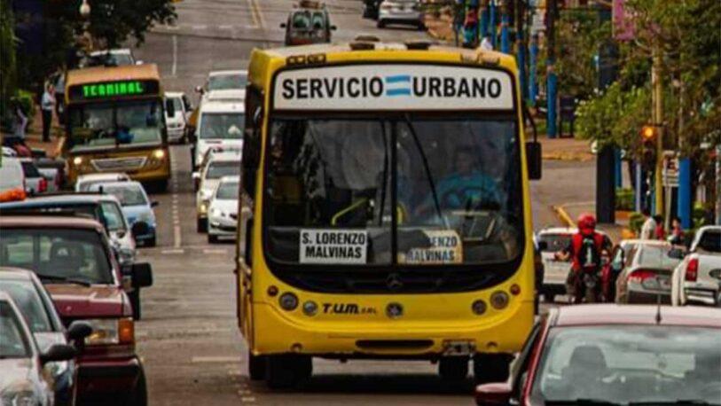 Desde el lunes aumentará la tarifa del transporte público en Montecarlo