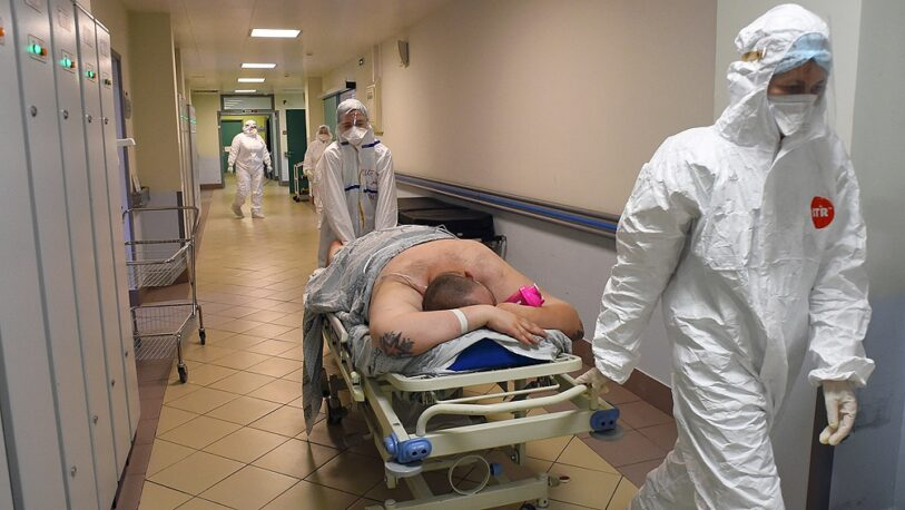 Rusia superó los 7 millones de casos de coronavirus