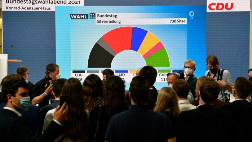 Alemania entra en un periodo de incertidumbre tras las elecciones