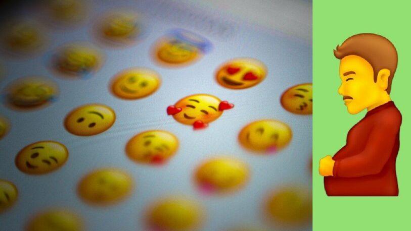 """Nuevos emojis inclusivos: """"Hombre embarazado"""" y """"persona embarazada"""""""