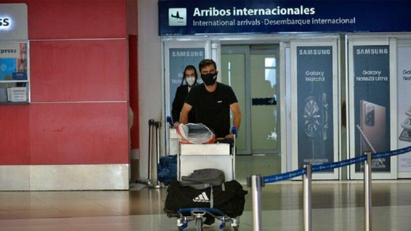 Cuarentena: qué pasa con los argentinos que volvieron al país el viernes y con los menores