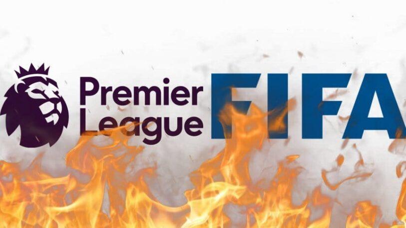 La Premier League desafía a la FIFA