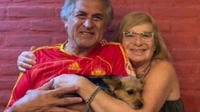 El emocionante reencuentro del Pato Fillol con su perro tras pasar 13 días internado por coronavirus