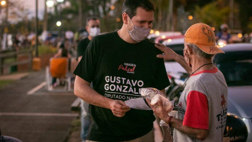"""Gustavo González: """"Los Diputados Nacionales debemos trabajar para reivindicar a la Provincia"""""""