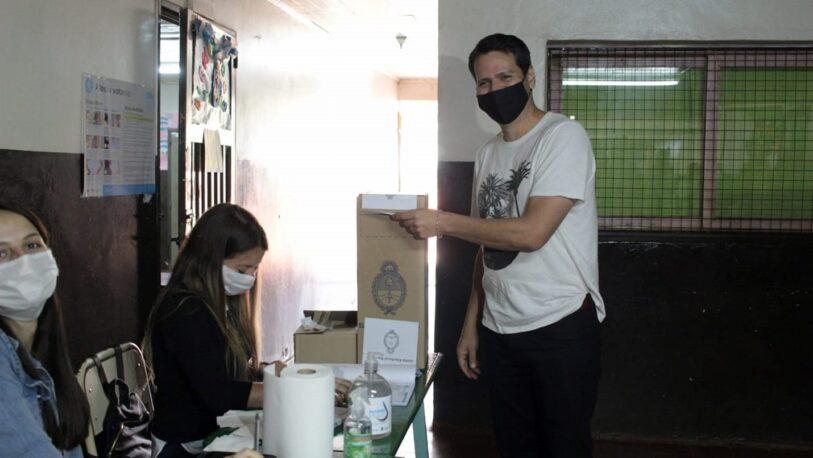 """Gustavo González llamó a """"votar con confianza y conciencia"""""""
