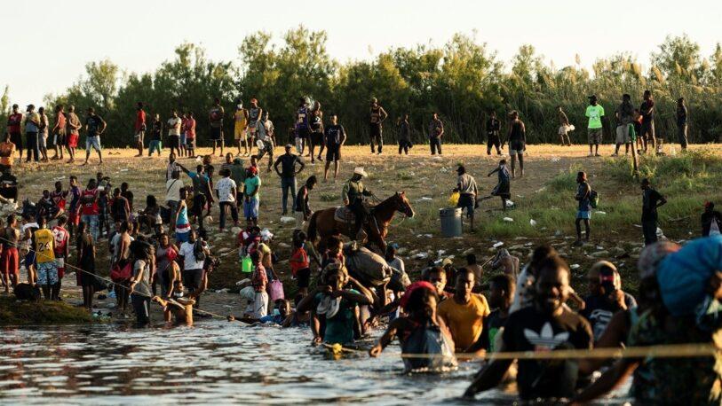 Miles de migrantes haitianos regresan a México tras deportaciones masivas en Estados Unidos