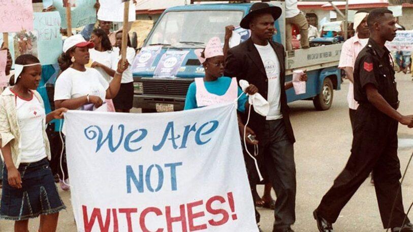 """Advierten que """"la hechicería"""" sigue siendo una excusa para matar mujeres en África"""