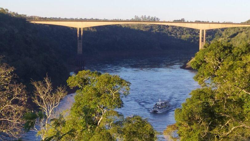 Autorizaron la reapertura del puente Tancredo Neves
