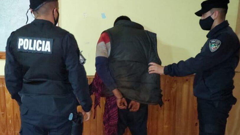 Detienen a ladrón que robó en una estación de servicio
