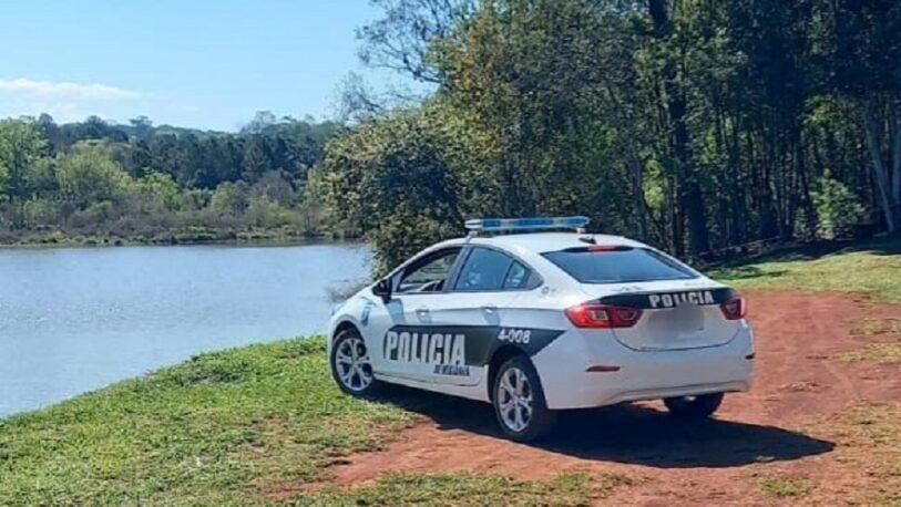 Eldorado: Hallaron sin vida en el lago Ziegler al hombre que era buscado