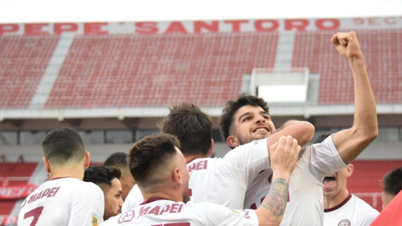 Independiente cayó ante Lanús y se aleja de la cima