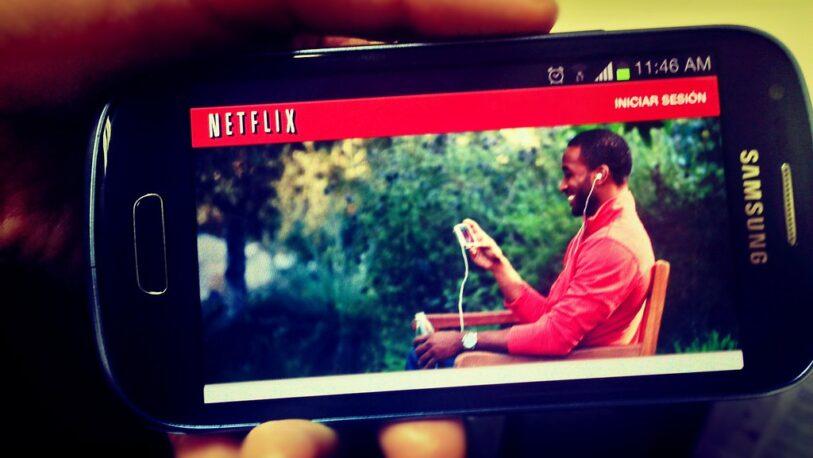 Netflix lanzó una suscripción gratuita para celulares