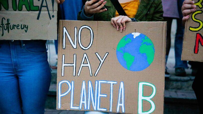 """Misiones se suma a la """"Huelga Mundial por el Clima"""""""