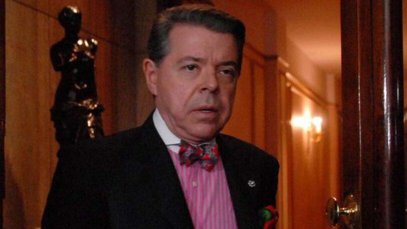 Informan que murió el exjuez federal Norberto Oyarbide