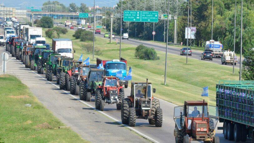 La Mesa de Enlace quiere sumar a toda la cadena agroindustrial a un paro