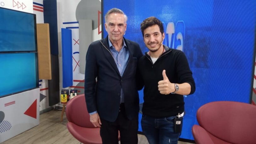 "Pichetto sobre Pedro Puerta: ""Tiene ideas propias sobre el futuro de la provincia"""