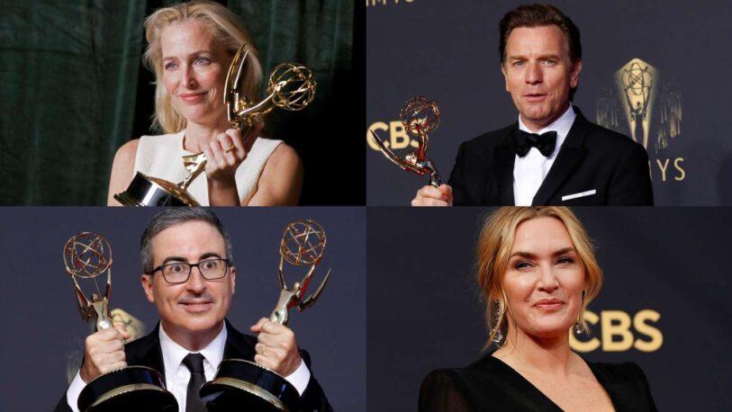 Premios Emmy 2021: todos los ganadores de la 73ª edición
