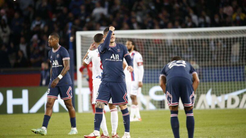 Icardi rescató a PSG para un triunfo agónico y Messi exhibió su fastidio por el cambio