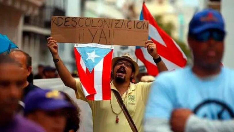 Puerto Rico protestó contra la anexión a Estados Unidos