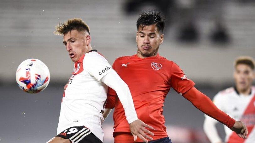 River e Independiente repartieron puntos en el clásico