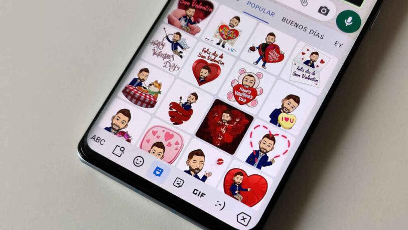 La nueva función de WhatsApp: convertir fotos en stickers