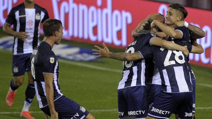 Talleres eliminó a Temperley y así quedó el cuadro de la Copa Argentina