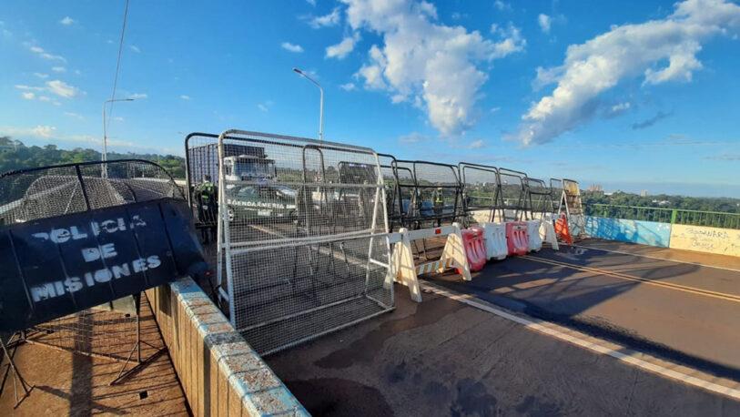 El puente Tancredo Neves continúa cerrado