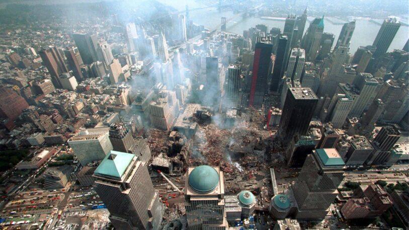 Las imágenes más impactantes del atentado del 11 de septiembre