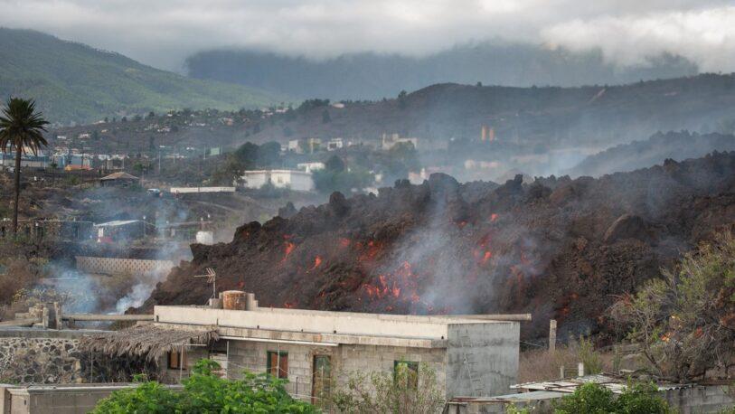 El volcán de La Palma se convirtió en una atracción turística