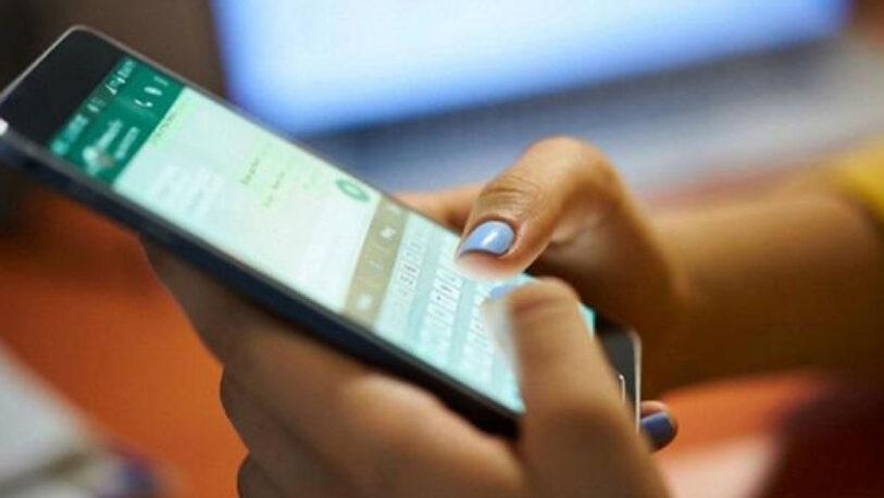 Una mujer fue estafada por WhatsApp y entregó 40 mil pesos