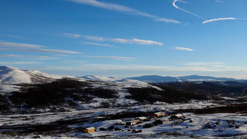 Descubren en Noruega un monumento militar de la Edad del Bronce