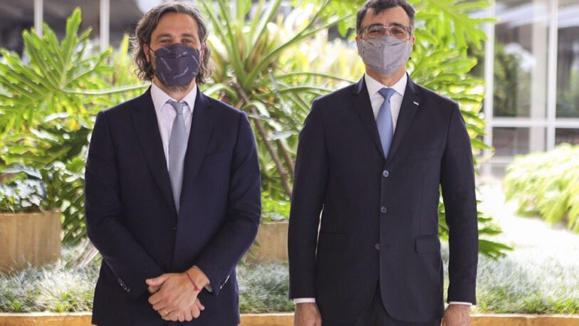 Argentina aceptó el planteo de Brasil y acordó una rebaja del 10 % del Arancel Externo Común