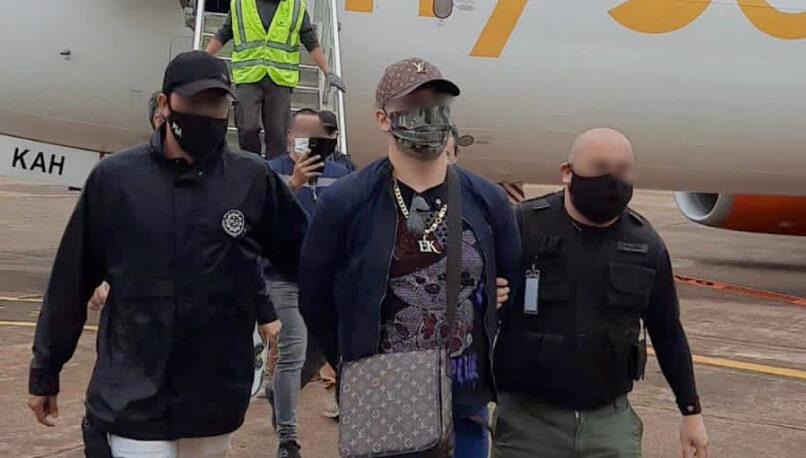 Detienen a un prófugo internacional en el aeropuerto de Posadas