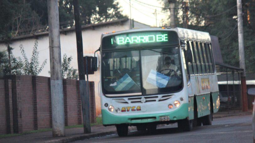 Eldorado: el boleto del transporte urbano tendrá aumento