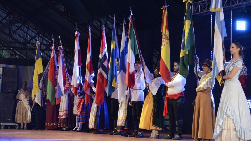 Inició la 41ª edición de la Fiesta Nacional del Inmigrante