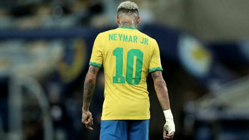 """Neymar: """"Creo que Qatar será mi último Mundial"""""""