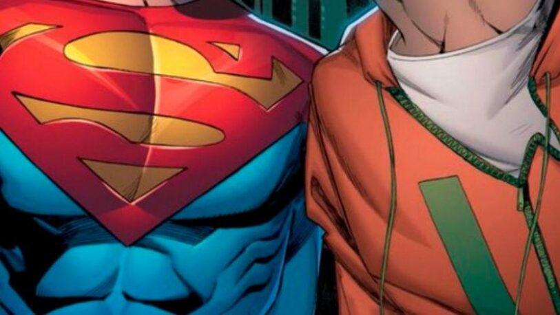 En el próximo comic, el nuevo Superman será bisexual