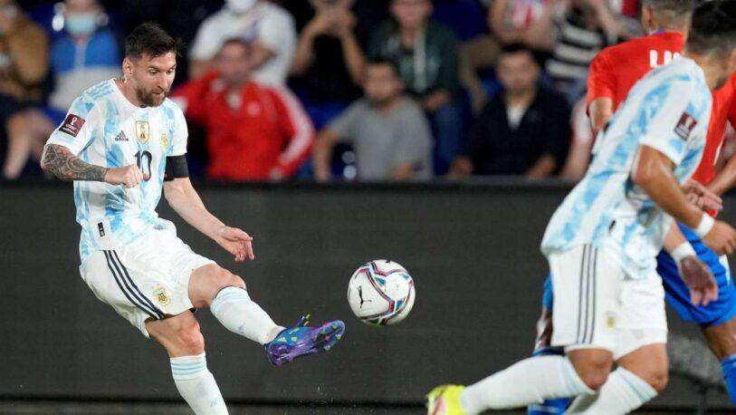 Argentina y Paraguay empataron sin goles en Asunción